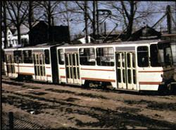 Трамваи «Tatra KT4DM» – знакомимся ближе