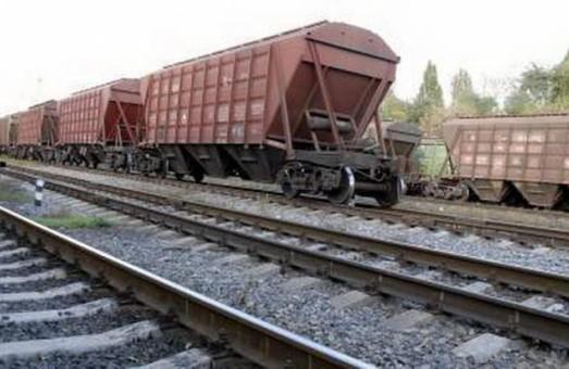На перегоне  «Львов – Ходоров» сошел с рельсов товарный поезд