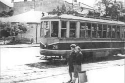 Киевский завод электротранспорт и его трамваи послевоенного периода