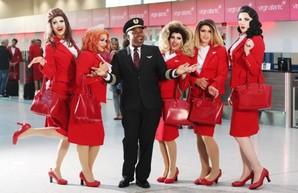 Одна из британских авиакомпаний решила запустить авиарейс с нетрадиционной сексуальной окраской