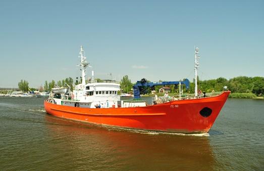 В Украине решили построить новое гидрографическое судно