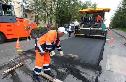 Фирма из Одесской области будет ремонтировать улицу в Киеве