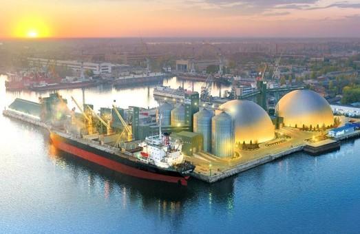 Украинские морские порты уменьшили грузооборот