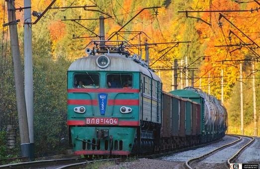 На Львовской железной дороге начали эксплуатироваться электровозы-ветераны
