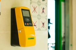 На одесском фуникулёре тестируют безналичную оплату проезда (ФОТО)
