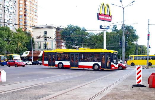 В Одессе меняется организация движения на 5-й станции Большого Фонтана
