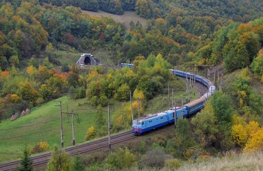 Из Минска в Ужгород и Ивано-Франковск могут запустить поезда