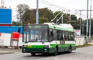 В Пльзене выставили на продажу троллейбусы «Skoda»