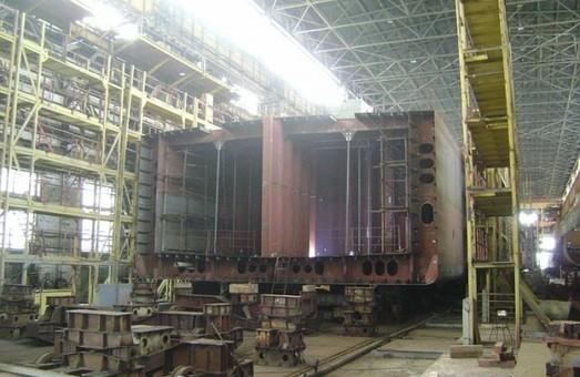 В Николаеве и Херсоне строят два танкера по заказу голландской фирмы