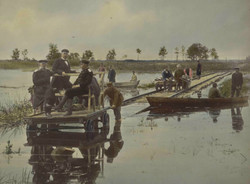 История железной дороги, по которой одесситы в начале ХХ века ездили в Петербург