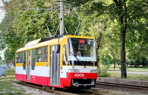 В Одессе похвастались транспортными достижениями: новые трамваи, новые троллейбусы, электробус и другое