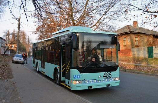 В Чернигове троллейбусное депо пополнится шестью новыми «рогатыми»