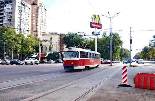 В Одессе уже изменилась схема организации движения на 5-й Фонтана