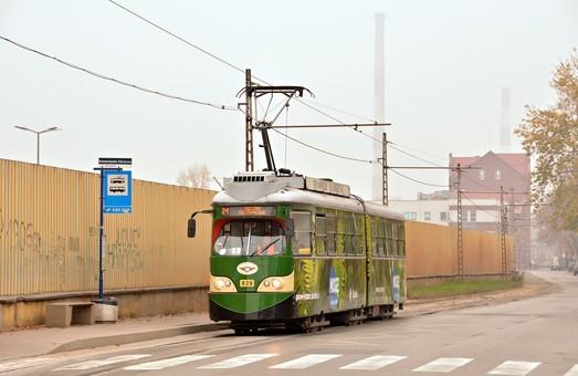 В Катовицком регионе появился экологический антисмоговый трамвай