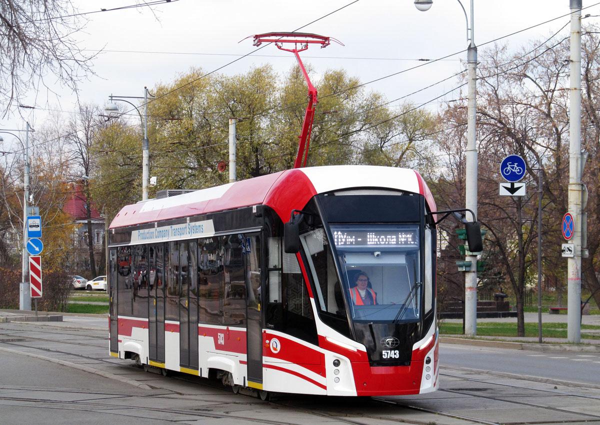 Тверь построит для Москвы более 100 трамваев особой конструкции