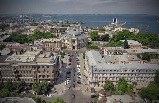 На выходных некоторые улицы центра Одессы станут пешеходными