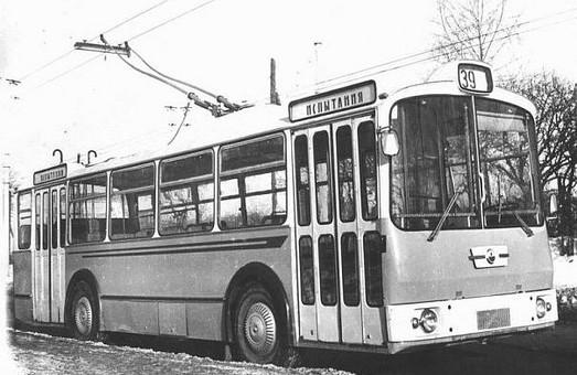 Львовский автобусный завод и его троллейбусы