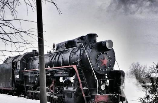 В Киеве на День Железнодорожника Украины будет курсировать ретро-поезд