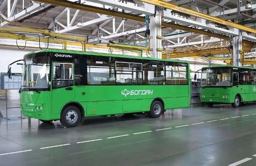 Ведущий производитель автобусов и троллейбусов в Украине улучшил свои финансовые показатели