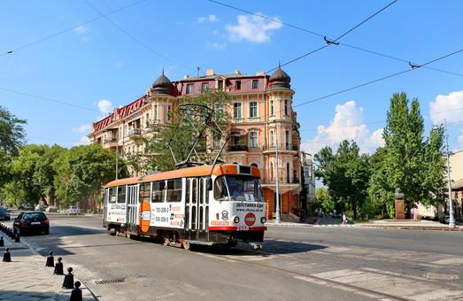 За средства кредита «Укргазбанка» в Одессе отремонтируют улицы с трамвайным движением
