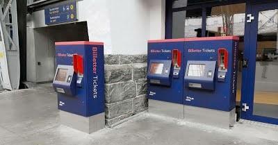 В Норвегии все железнодорожные билеты будет продавать госкомпания