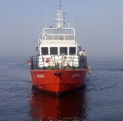 «Госгидрография» исследовала 300 километров судового хода на Днепре