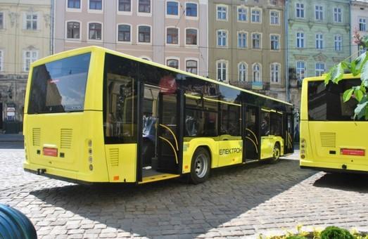 «Электрон» не поставил коммунальному перевозчику Львова еще ни одного автобуса