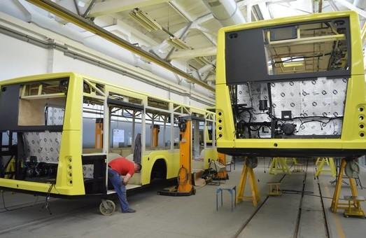 На «Электронтрансе» таки прокомментировали, почему Львов не получил ни одного автобуса