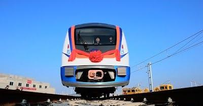 В китайском городе Урумчи открылась первая линия метро