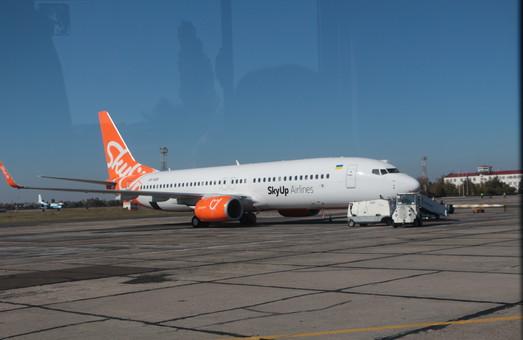 Авиакомпания «SkyUp» получила разрешения на авиарейсы