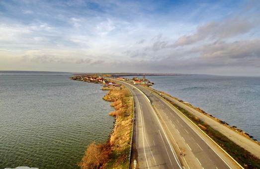 В Одесской области ищут подрядчика на ремонт моста через Хаджибейский лиман