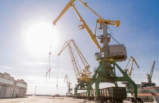 Реализация концессионного проекта в порту «Ольвия» принесет в местные бюджеты треть миллиарда гривен