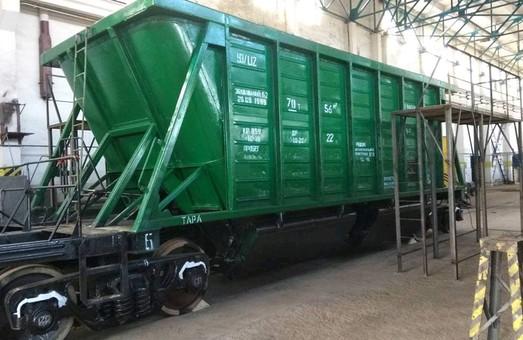 В депо Коломыя будут модернизировать старые вагоны-минераловозы
