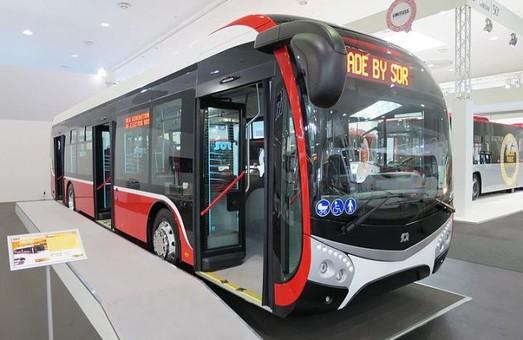 В Остраве и Оломоуце на линии вышли электробусы с быстрой зарядкой