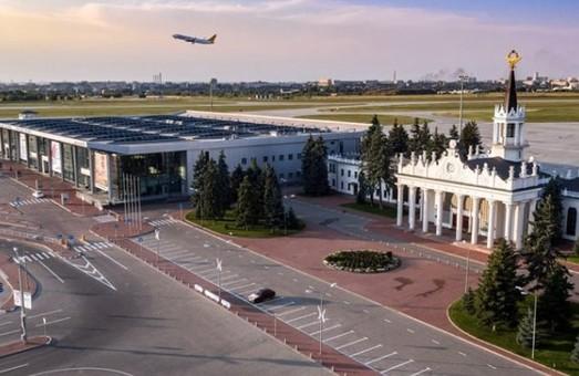 Аэропорт Харькова в октябре нарастил пассажиропоток