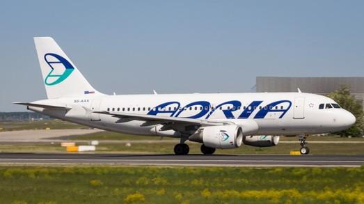 Словенская авиакомпания «Adria Airways» больше не будет летать в Киев