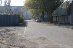 В Одессе начали ремонт улицы Локомотивной