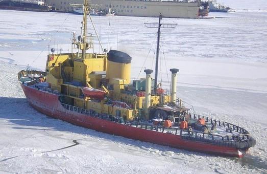 Морские порты Украины готовятся к работе в зимний период