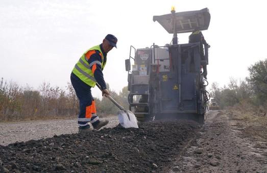 Компания из Полтавы будет ремонтировать дорогу в Одесской области