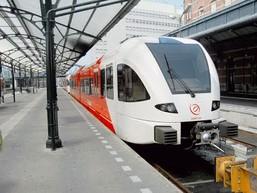 В двух провинциях Голландии отказываются от дизельных пригородных поездов