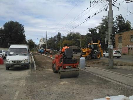 С начала года на ремонт дорог в Одессе потратили уже более трети миллиарда гривен