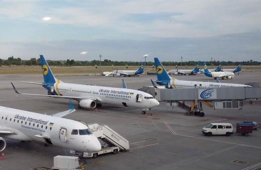 Работники авиакомпании нанесли «Борисполю» убытков на 10 млн. грн.