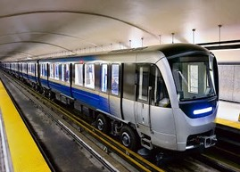 Монреаль получит новые вагоны метрополитена