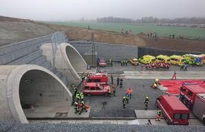В Чехии построили новый железнодорожный туннель длиной в четыре километра