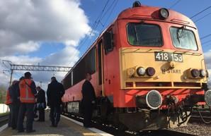 Из Мукачево в Будапешт будут ходить скорые поезда «Интерсити»