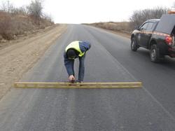 В Одесской области проверяют качество ремонта дорог