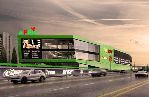 В Киеве построят торговый центр, внутри которого будет разворачиваться скоростной трамвай
