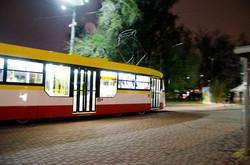 """В Одессе запустили новый трамвай """"Одиссей"""" (ФОТО)"""
