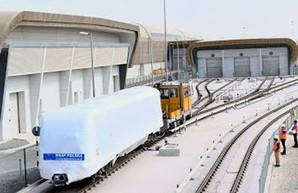 В Дубай прибыл первый поезд метрополитена нового поколения