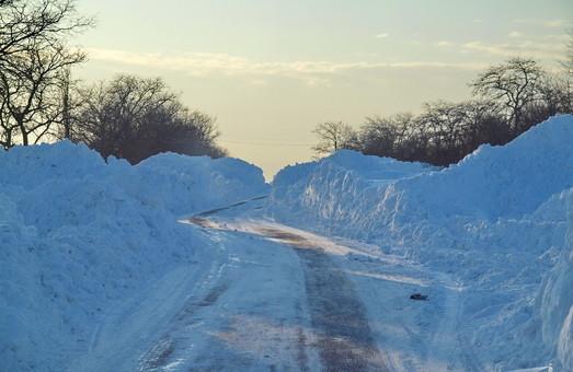 Водители, внимание: в Одесской области объявлено штормовое предупреждение